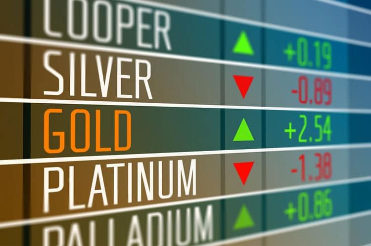 trading oro online